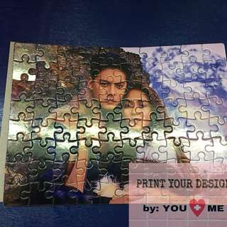 Personalized PUZZLE (A4 Size)
