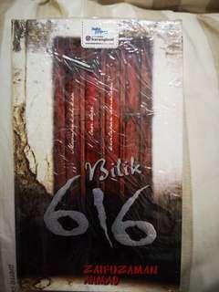 Novel Seram - Bilik 616