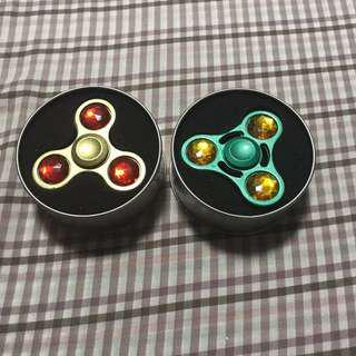 🚚 Hand Spinner - Fidget Toy (Metal)
