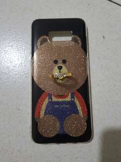 Galaxy S8 Plus Teddy Bear Case
