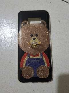 Galaxy S8 Plus Teddy Bear Case