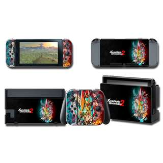 Nintendo Switch Decal Skin Xenoblade Chronicles 2