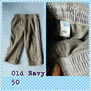 Old navy jogging pants 2t