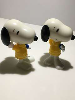 Snoopy display