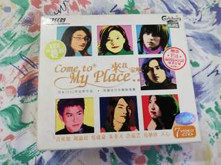 F4 - Come to my place来我家吧 VCD