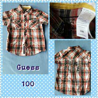 guess polo 3t