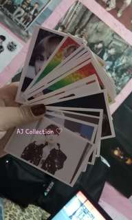RANDOM LOMO CARDS (21pcs)