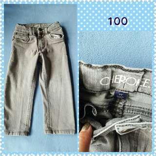 cherokee pants 3t