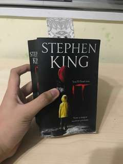IT book by Stephen King