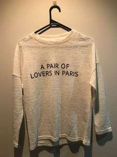 Shirt from Korean boutique