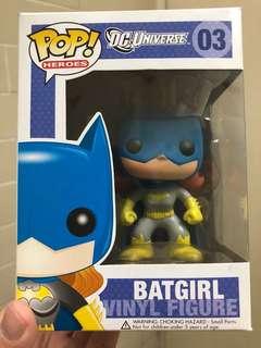 Batgirl OG Funko Pop