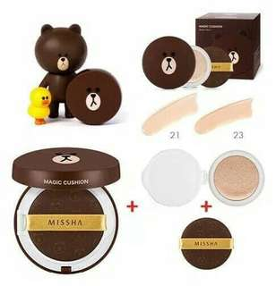 MISSHA LINE FRIENDSTER M MAGIC CUSHION MOISTURE SPF 50/PA