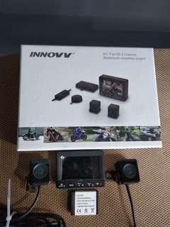 INNOV K1 HD Motorcycle Camera