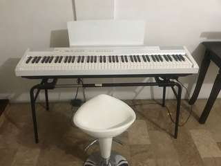 Yamaha Digital Piano (Model P-105)