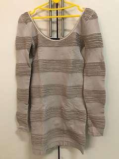 Bebe - bodysuit / dress