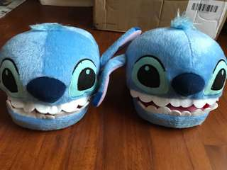 Disney Stitch Bedroom slippers
