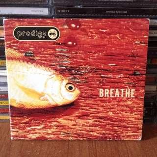 英國製 The Prodigy 超凡樂團 Breathe 單曲 1996年英國金榜冠軍
