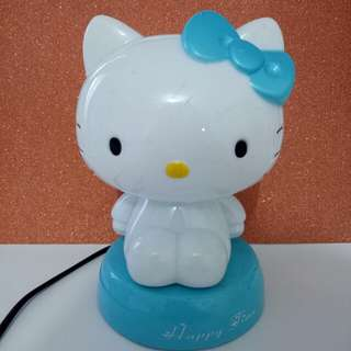 Hello Kitty Night Lamp