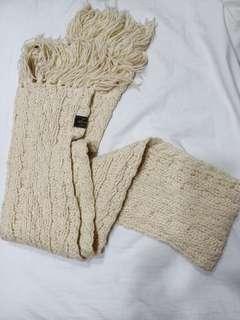 🚚 手工羊毛圍巾