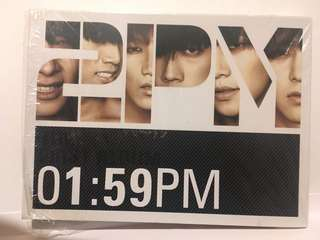 2PM the first album 1:59pm