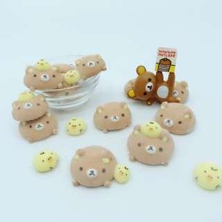 鬆弛熊與小雞棉花糖🐻🐣(20粒)
