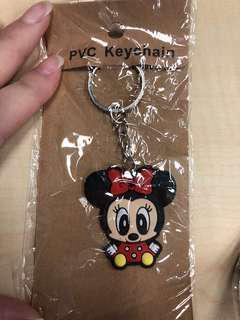 米妮/Hello Kitty 鎖匙扣