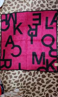 日本製 Michael Kors 手巾  50cm x 50cm 100%綿