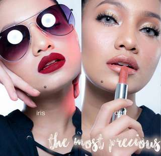 THE BEST MATTE LIPSTICK IN TOWN!