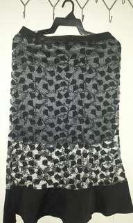 Long skirt from Saudi