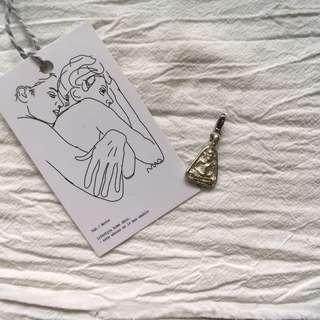 🚚 💙原廟請供 九大聖僧 龍波銀 龍婆艮 2535大法會加冕典禮記念日 小鋤頭財佛 自身純銀迷你版