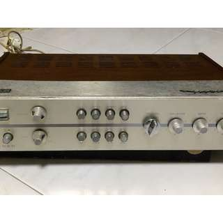 Sierra integrated amplifier
