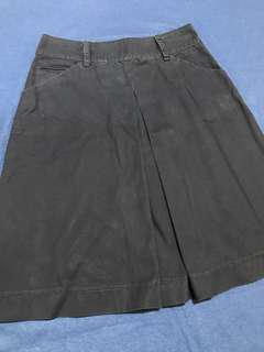 Mango Vintage Maong Skirt