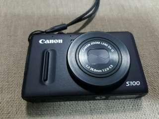 Camera ( canon s100 )