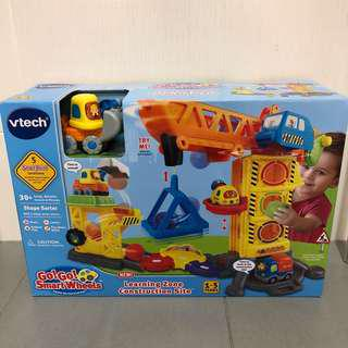 Brand New Vtech Learning Zone Construction Site