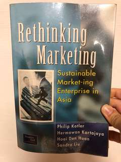 Rethinking Marketing