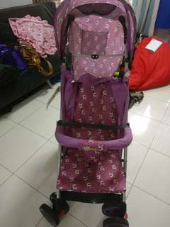 Baby stroller (Preloved 💞 items)