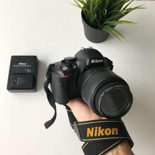 RUSH! DSLR Nikon D5100 Camera