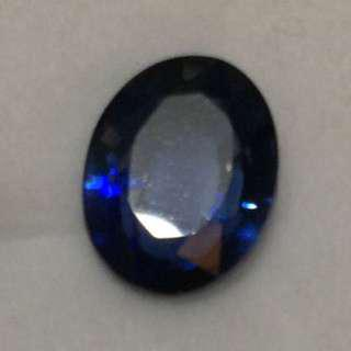 (5.92 Cts) NATURAL BLUE SAPPHIRE