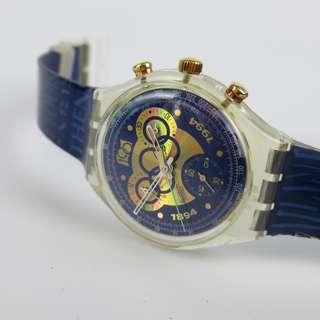 Swatch 一百週年 奧運會 紀念表