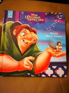 Disney The Hunchback of Noted Dame