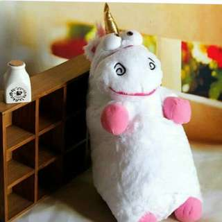 Boneka unicorn fluffy