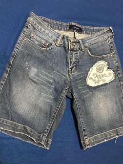 Freego Cute Denim Shorts