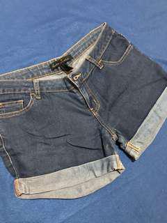 Kamiseta Denim Shorts