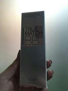 Loreal True match bb ivory