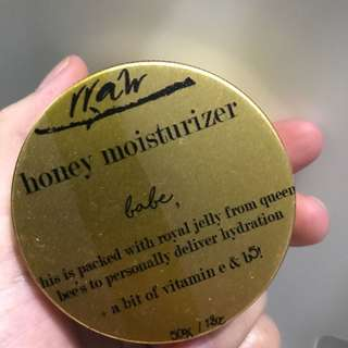 RRAW PH Honey Moisturizer