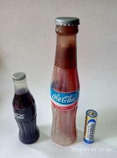 那些年,可口可樂出。特別版紀念樽兩個。