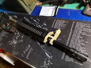 Toy Gun Replica M4