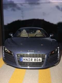 Kyosho 1/18: Audi R8