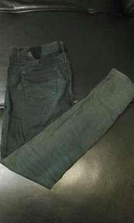 🚚 GIORDANO緊身牛仔褲