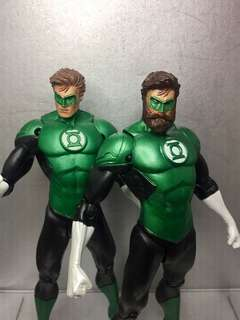 DC Direct New52 Green Lantern KO